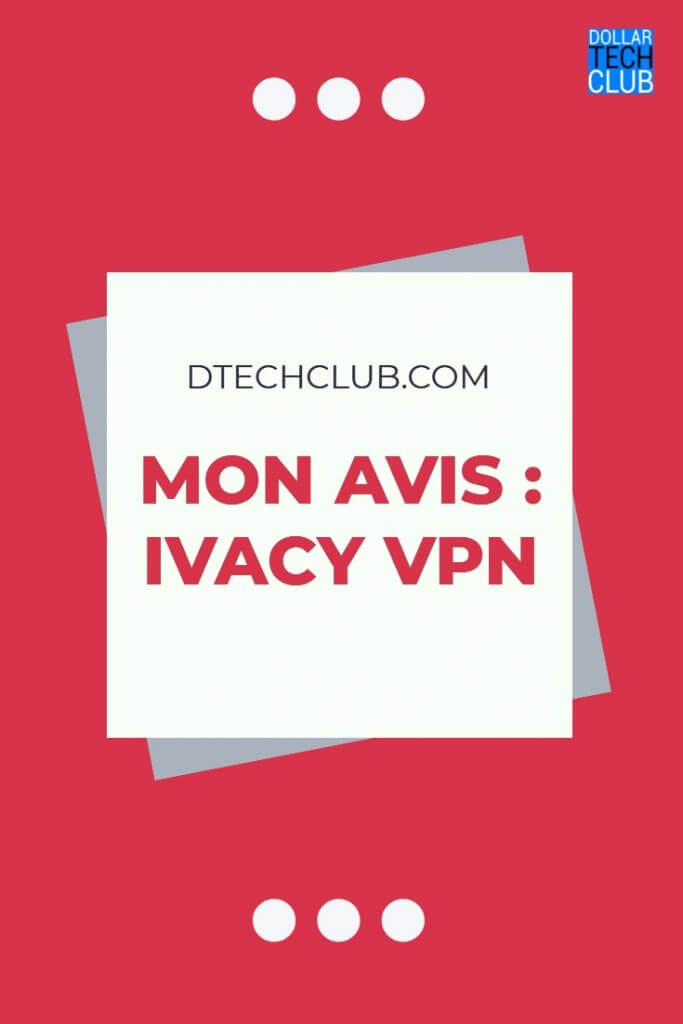 Ivacy  VPN Pinterest image
